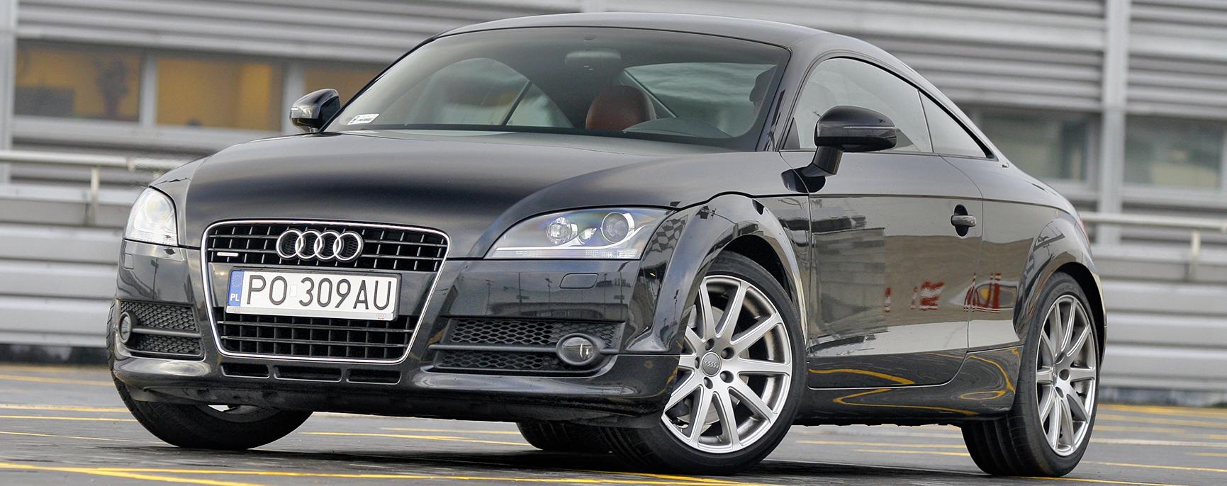 Audi TT II (2006-2014)