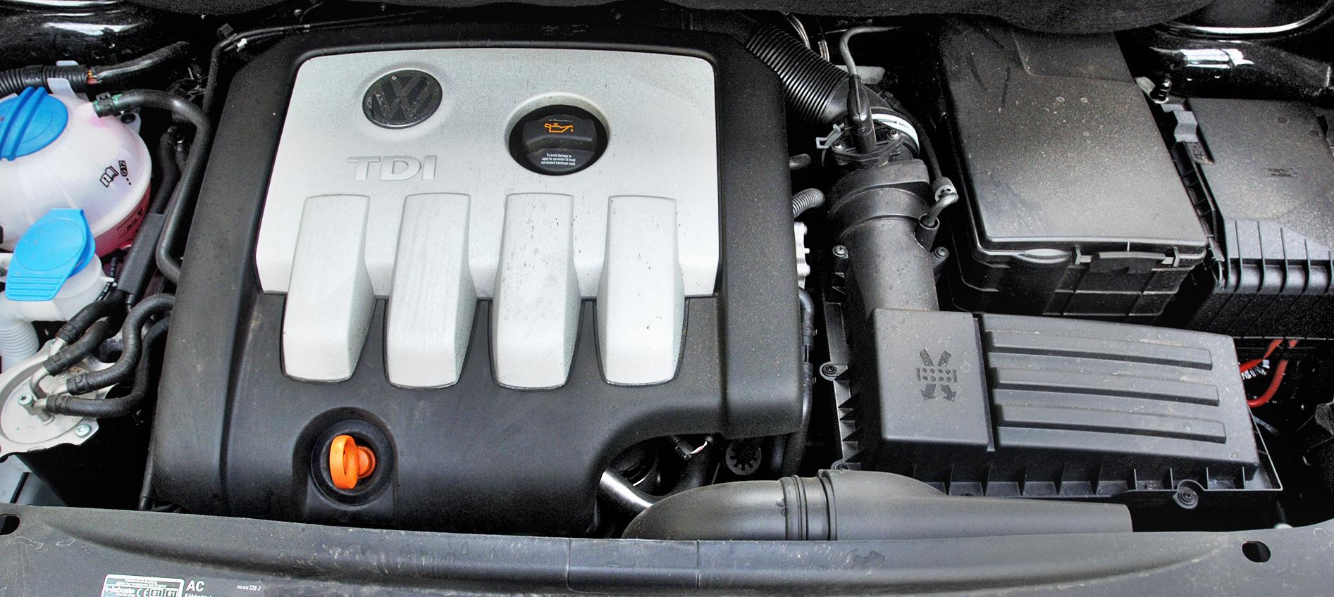 Silnik 2.0 TDI PD
