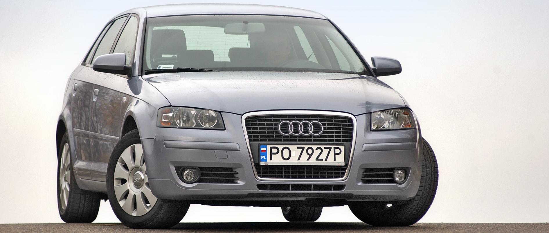Audi A3 II (2003-2013)