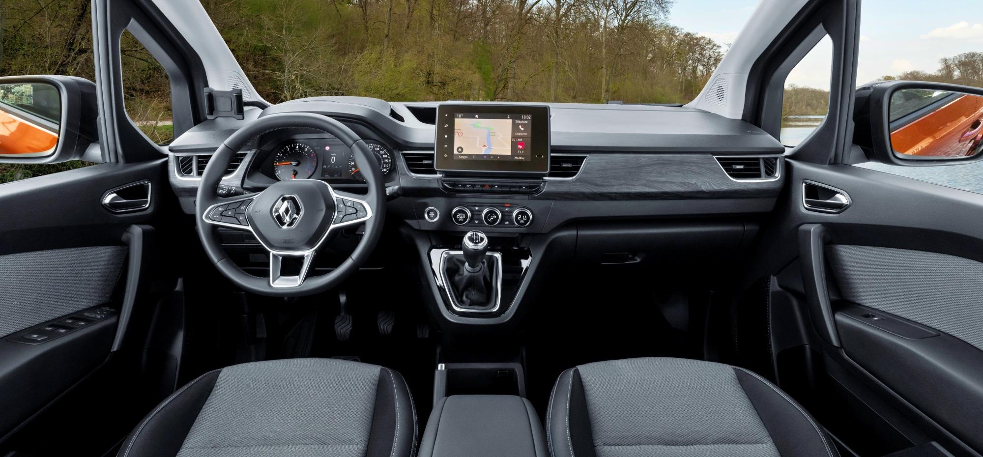 Renault Kangoo deska