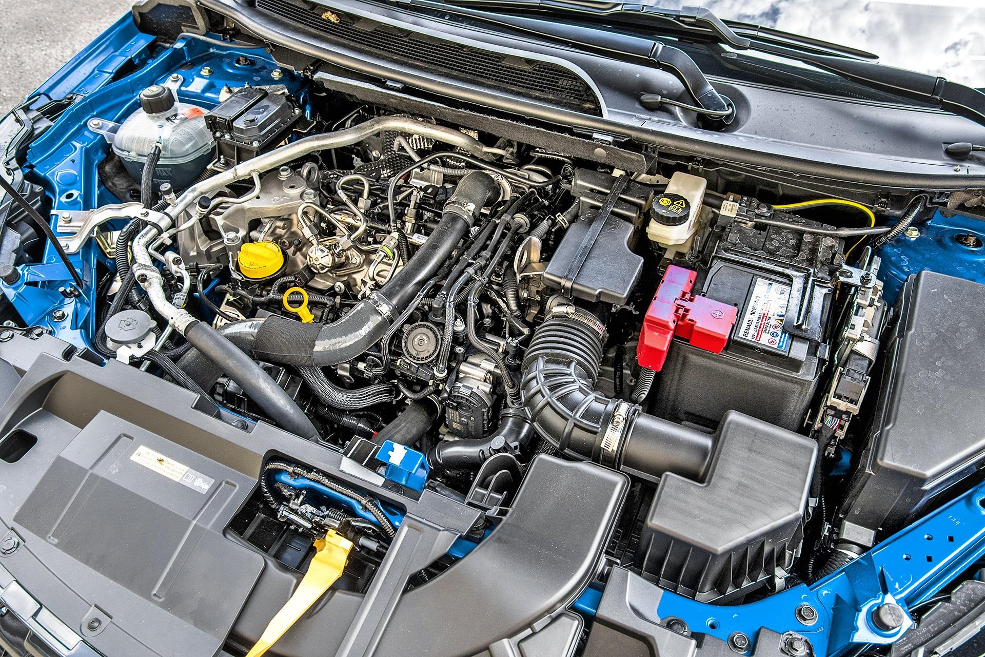 2021 Nissan Qashqai - silnik