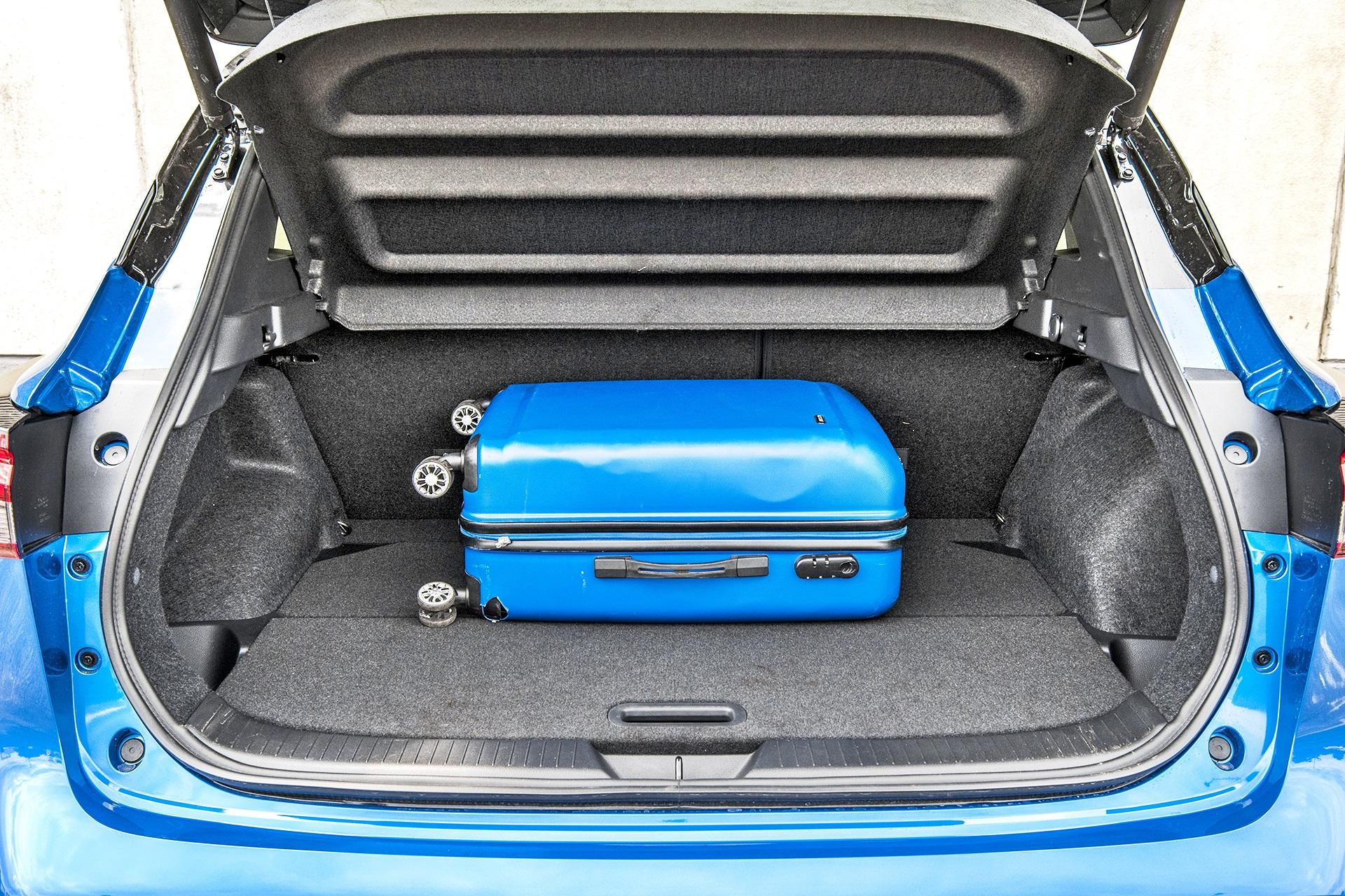 2021 Nissan Qashqai - bagażnik