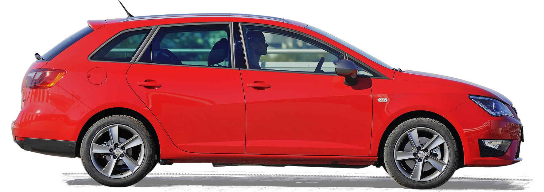 Seat Ibiza IV (2010-2016)