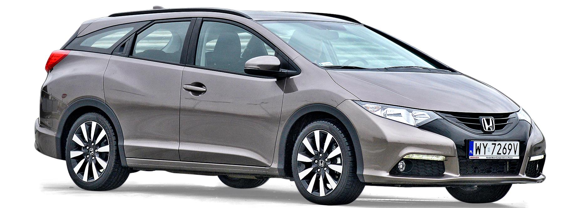 Honda Civic IX (2014-2017)