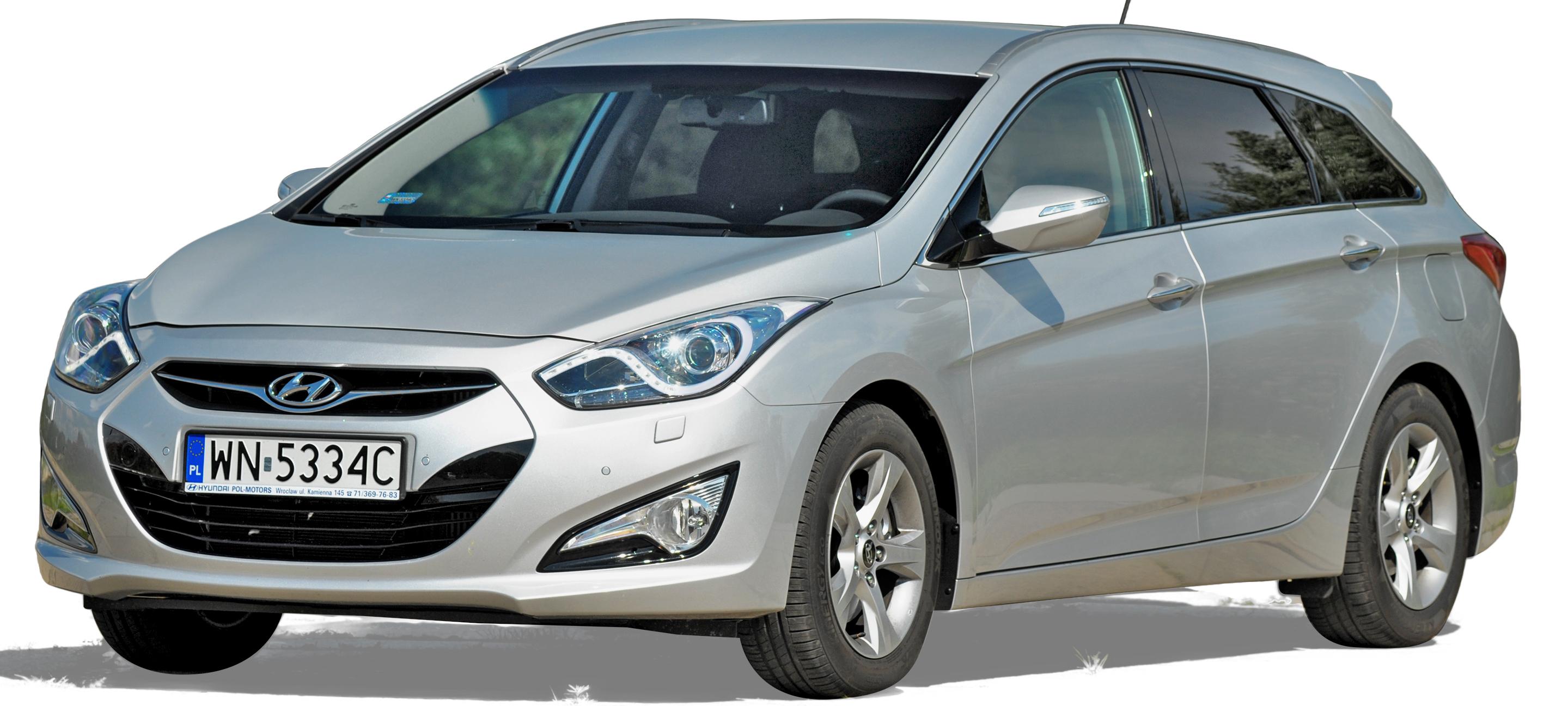 Hyundai i40 (2012-2019)