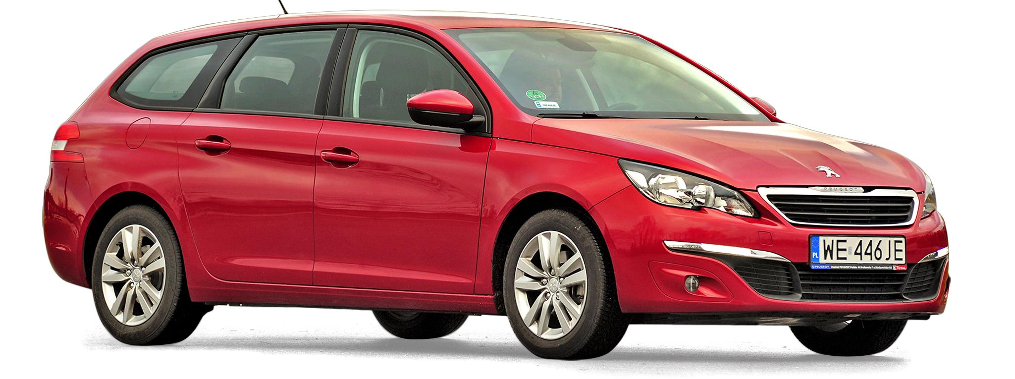 Peugeot 308 II (2014-2021)