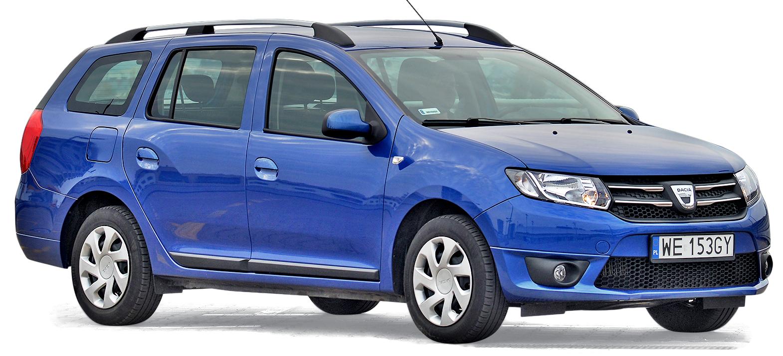 Dacia Logan II (2013-2020)