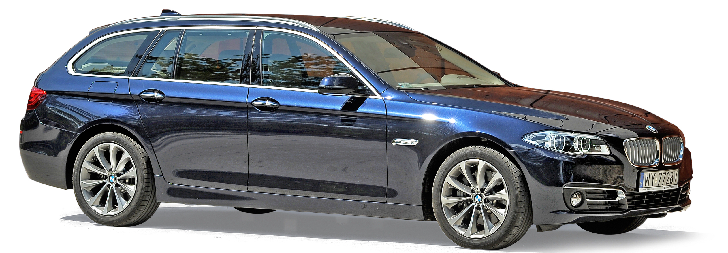 BMW serii 5 F11 (2010-2017)