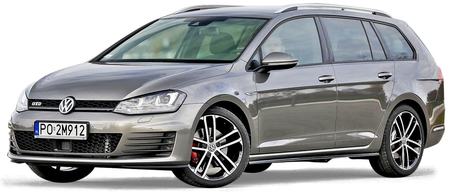 Volkswagen Golf VII (2013-2020)