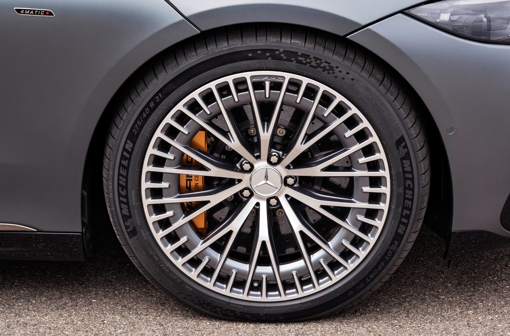 Mercedes-AMG EQS 53 4MATIC+ koło