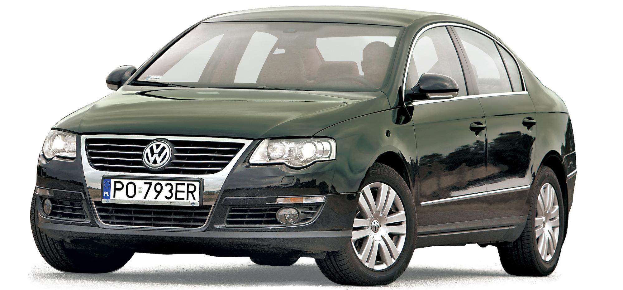 Volkswagen Passat 2.0 TDI PD