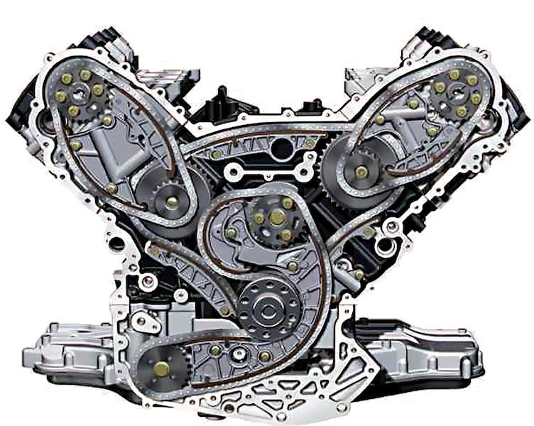 Audi 3.0 TDI rozrząd