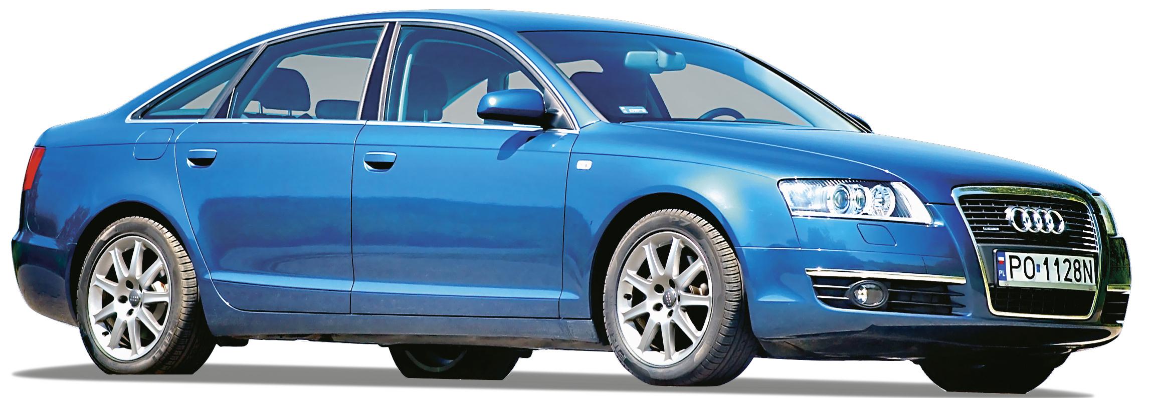 Audi A6 3.0 TDI V6