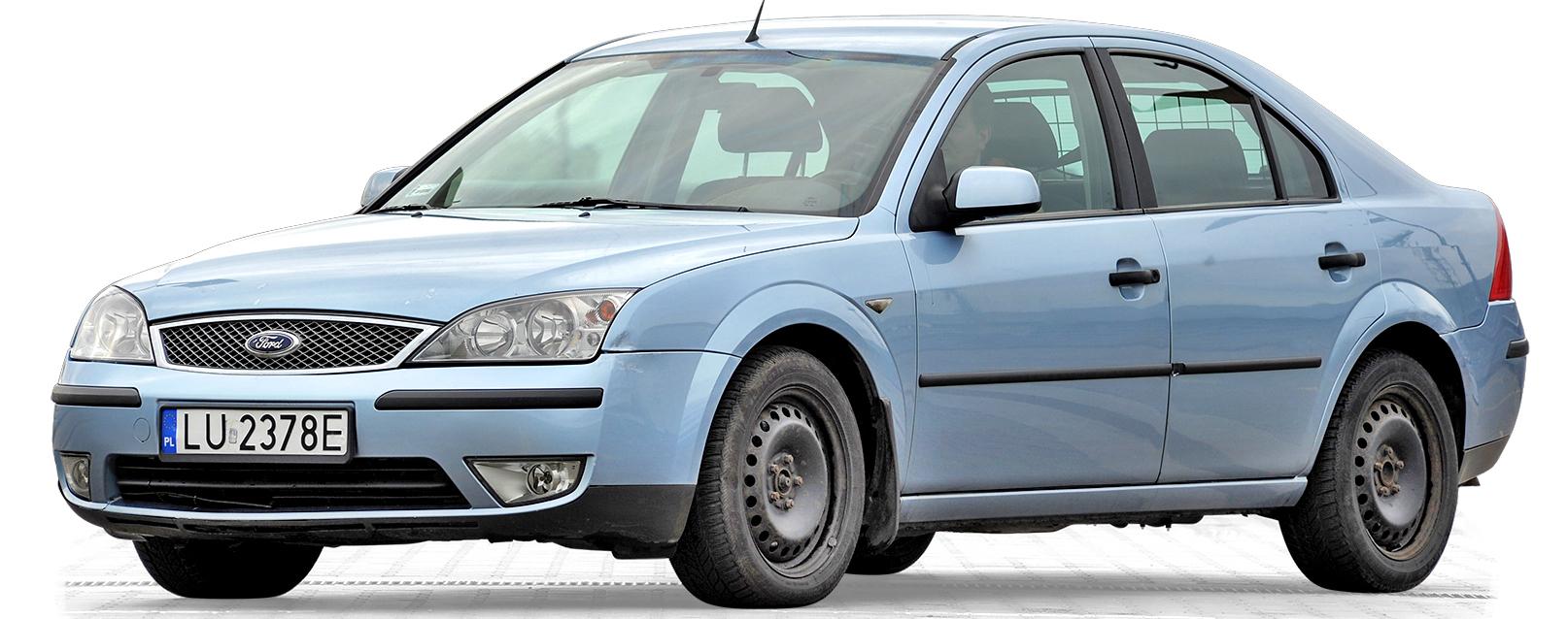 Ford Mondeo Mk3 2.0 TDCi