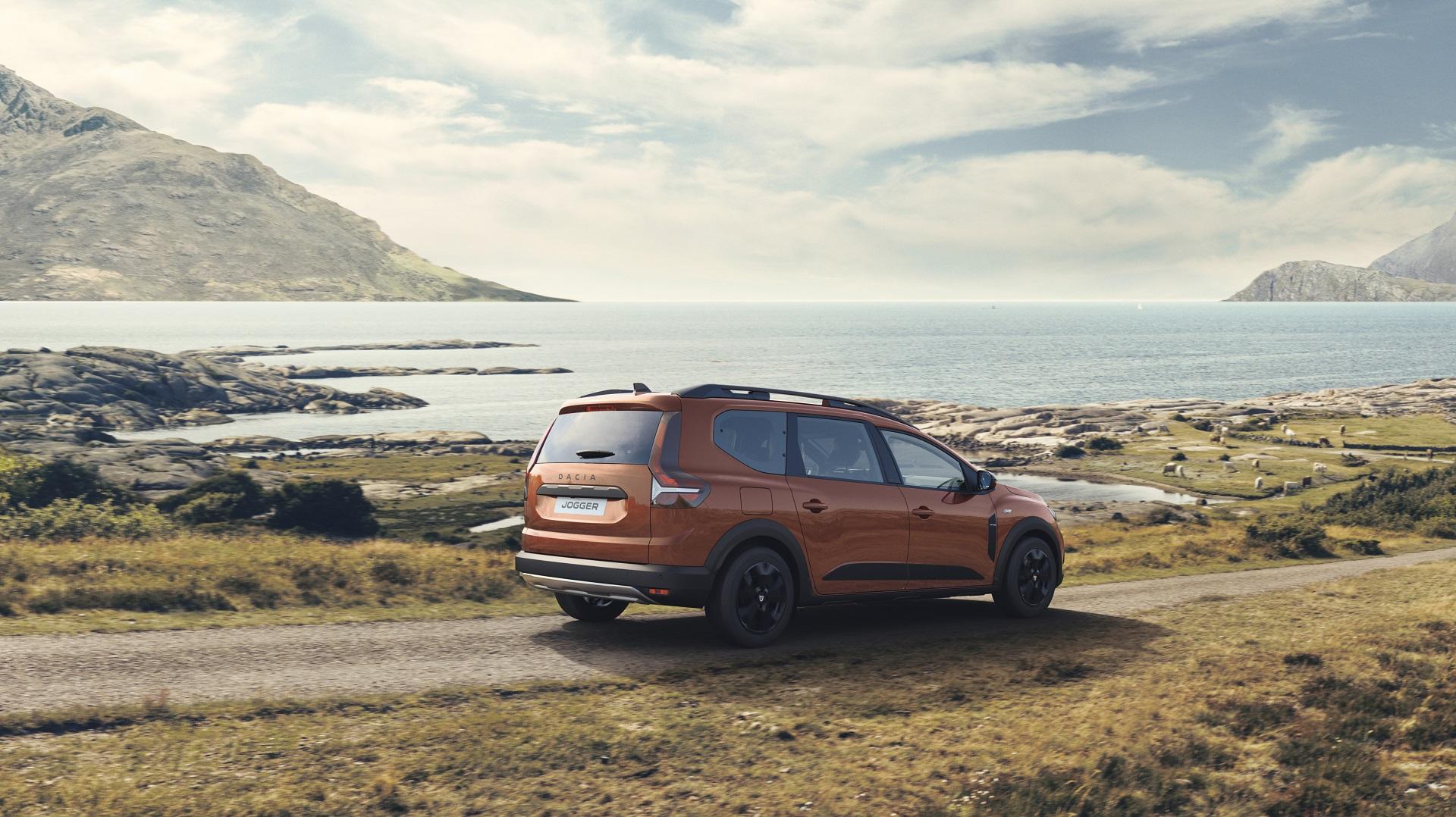 Dacia Jogger Extreme - tył