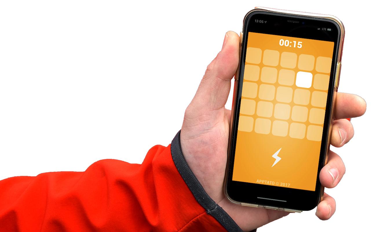 aplikacja dopomiaru koncentracji