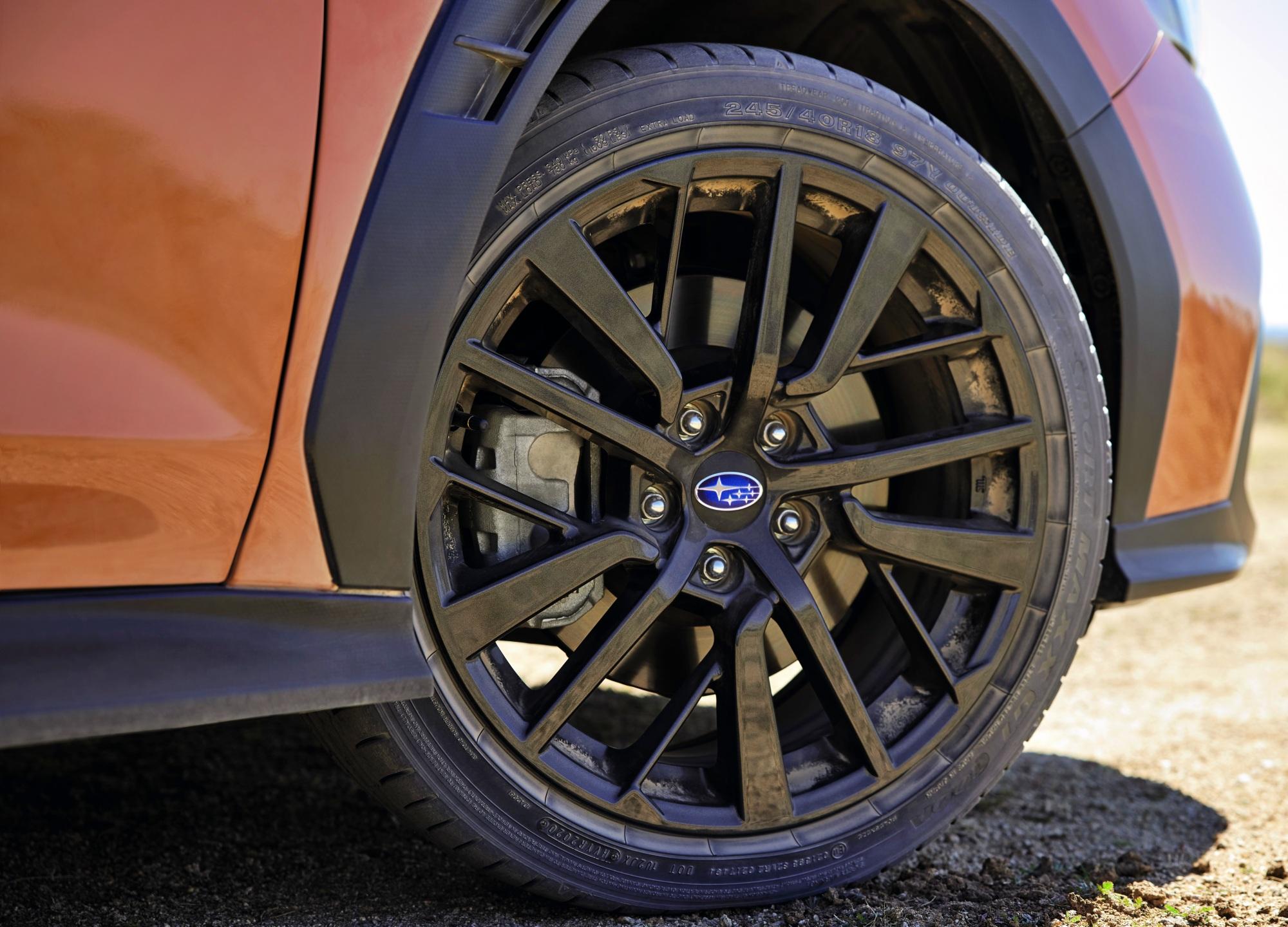 Subaru WRX koło