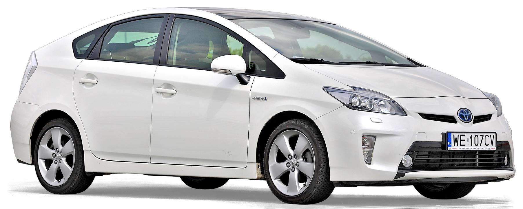 Toyota Prius III (2009-2016)