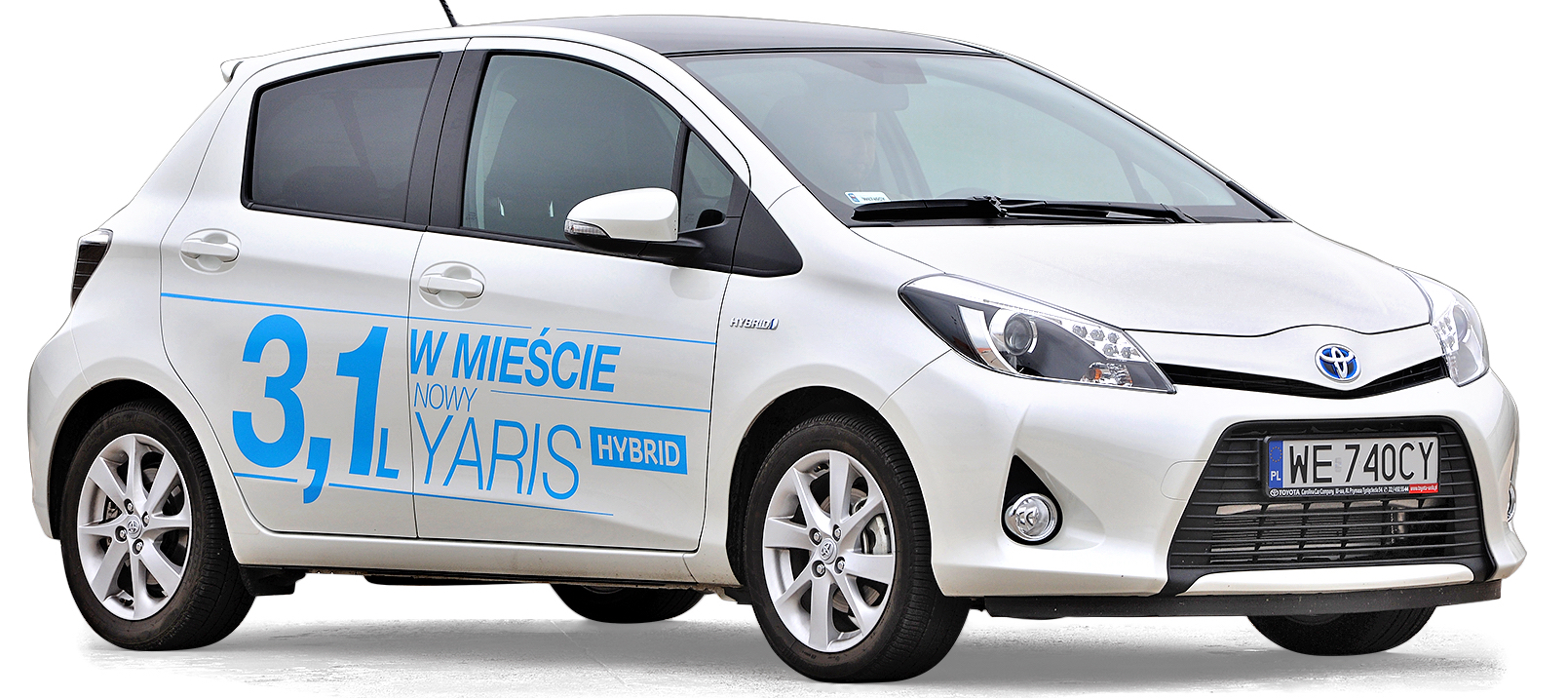 Toyota Yaris (2012-2019)