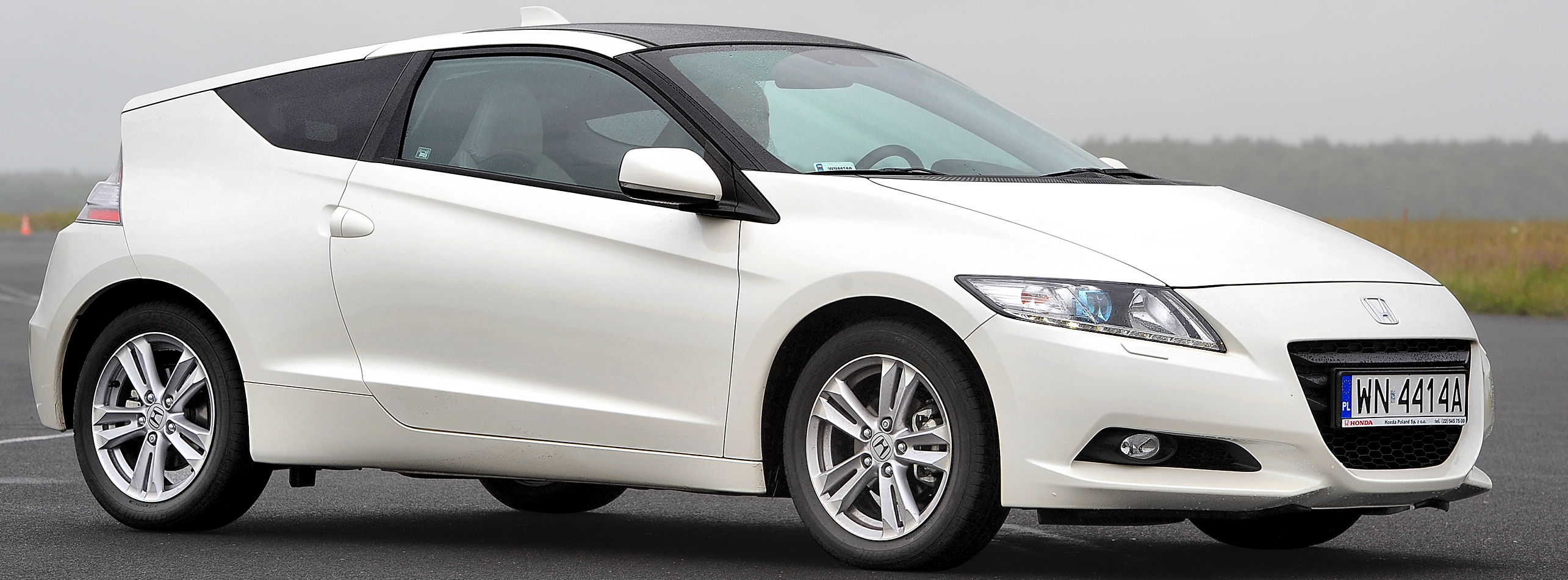 Honda CR-Z 1.5 Hybrid/IMA (2010-2016)