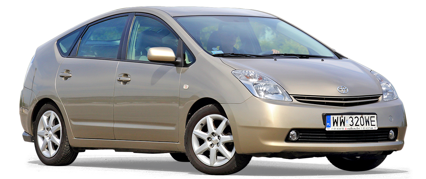 Toyota Prius II (2003-2009)