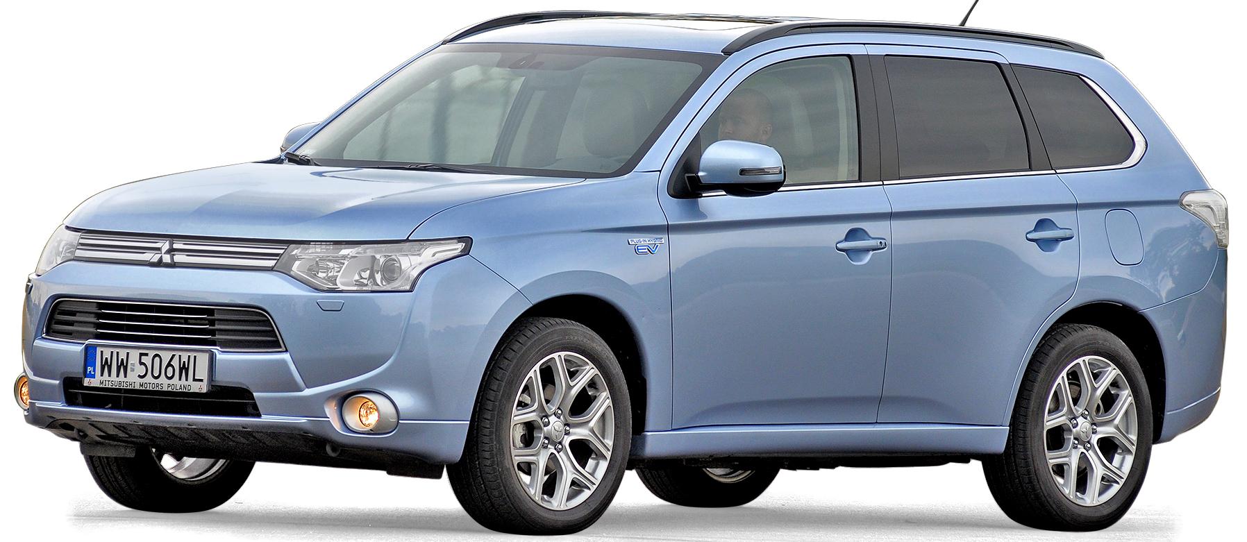 Mitsubishi Outlander PHEV (2014-2020)