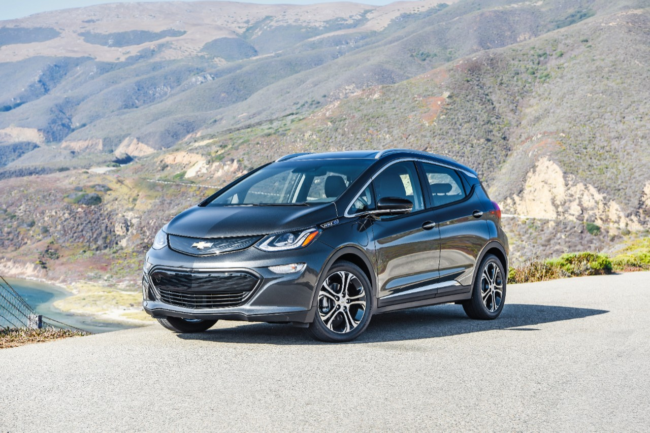 Chevrolet Bolt EV - przód