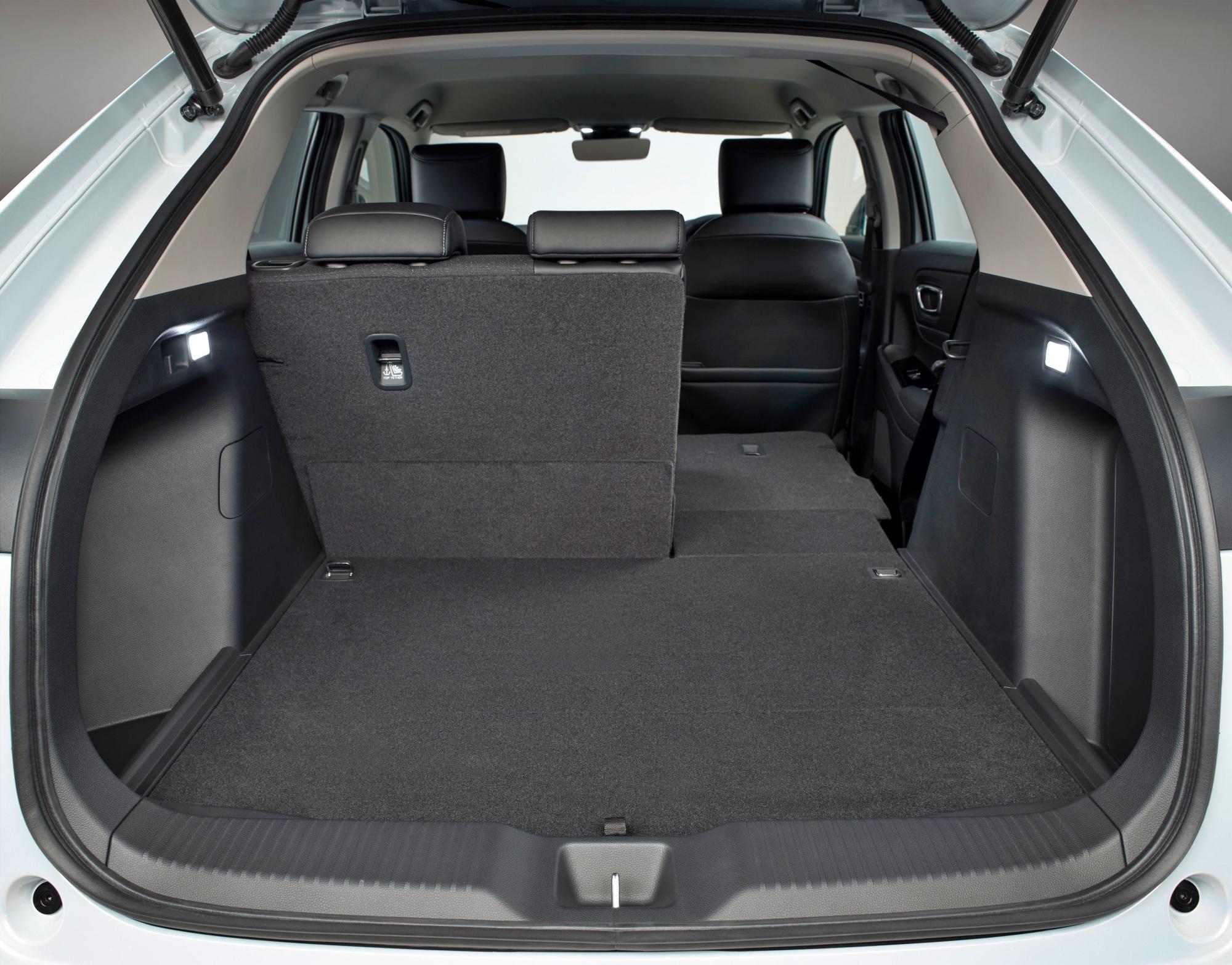 Nonda HR-V bagażnik