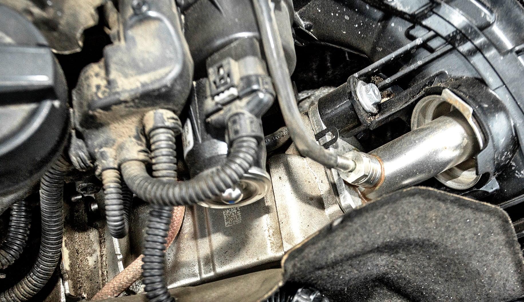 BMW 320d xDrive F31 chłodnica EGR
