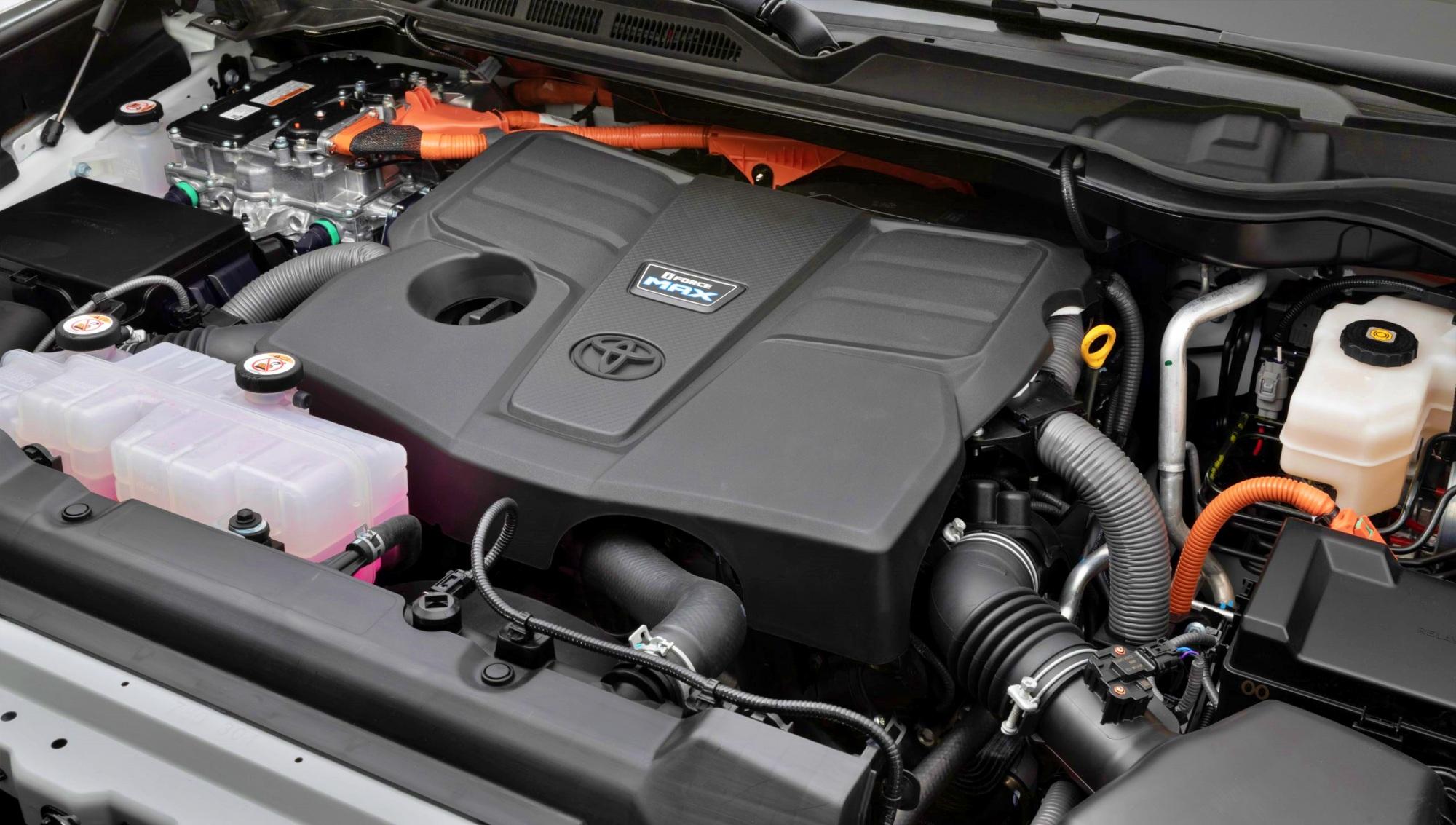 Toyota Tundra silnik