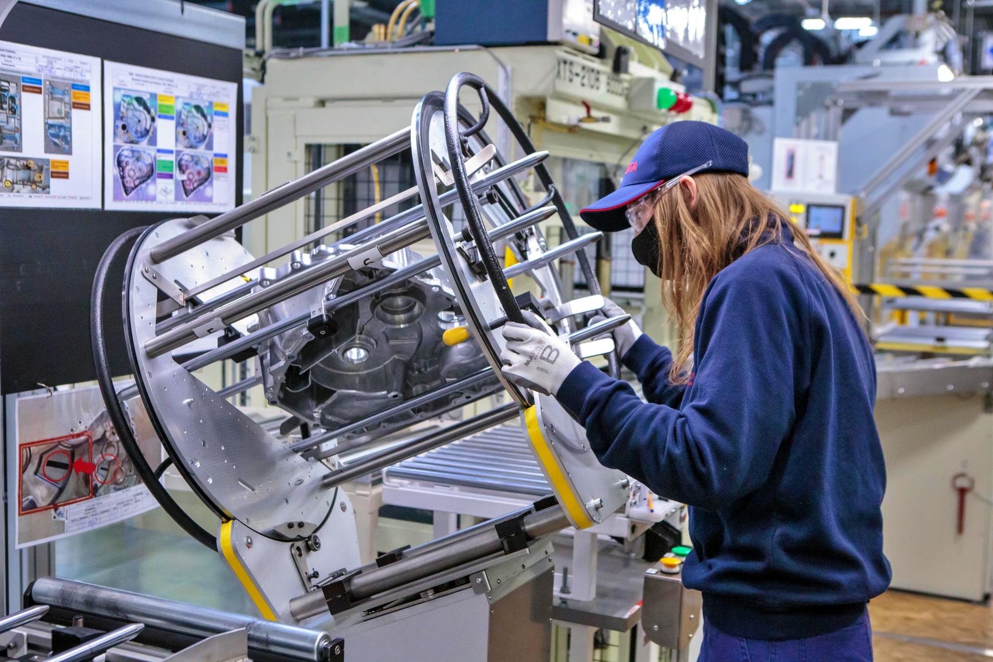 Toyota fabryka wPolsce