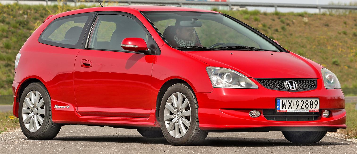 Honda Civic VII (2001-2006)