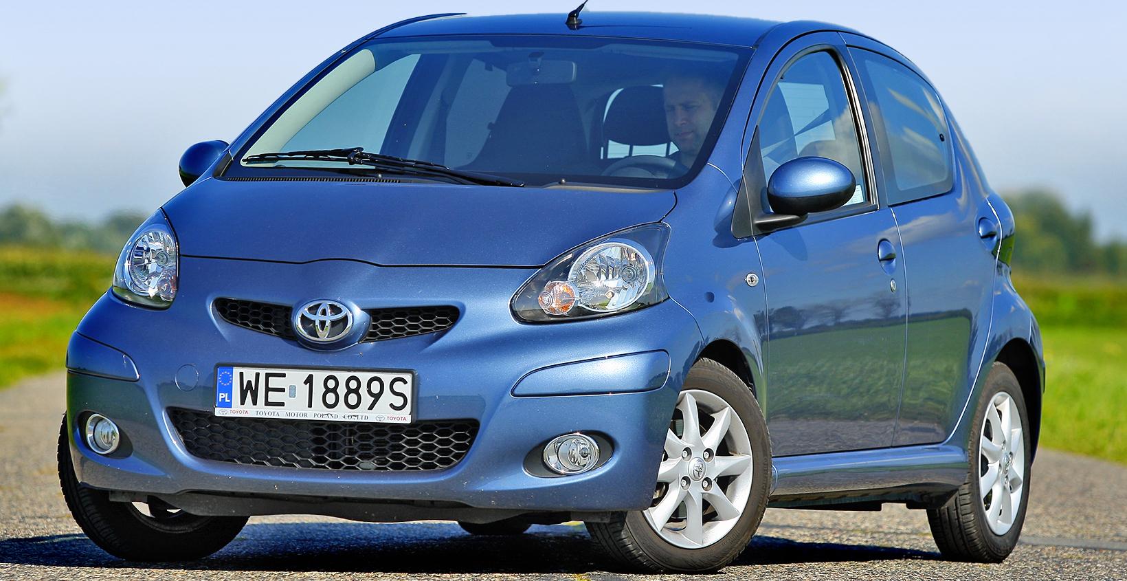 Toyota Aygo I(2005-2014)