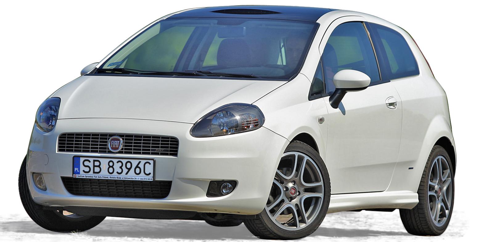 Fiat Grande Punto (2005-2009)