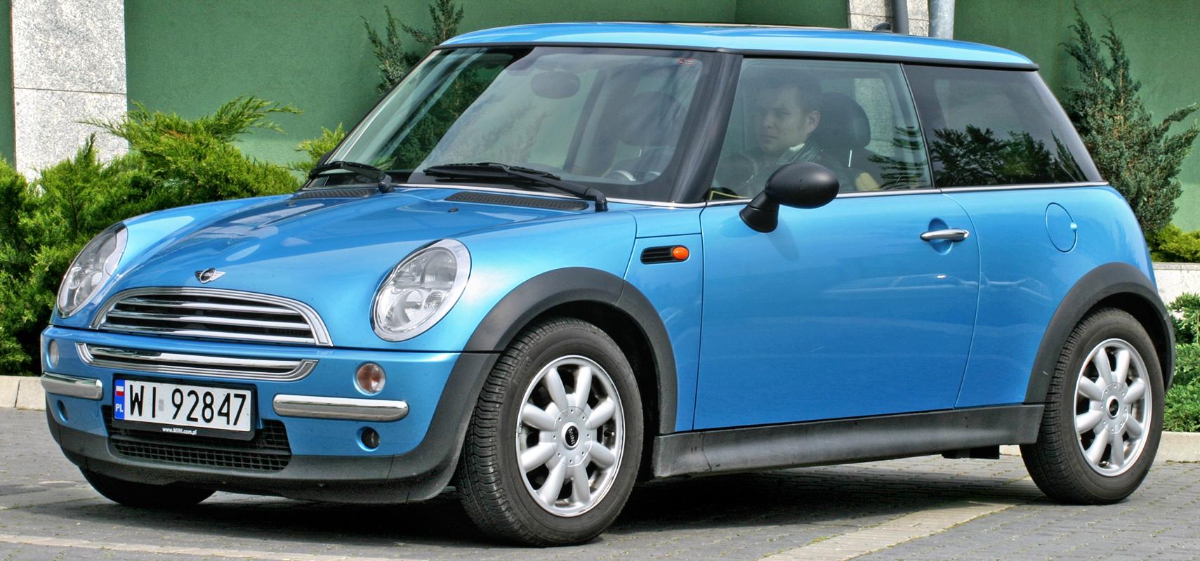 Mini R50 (2001-2006)