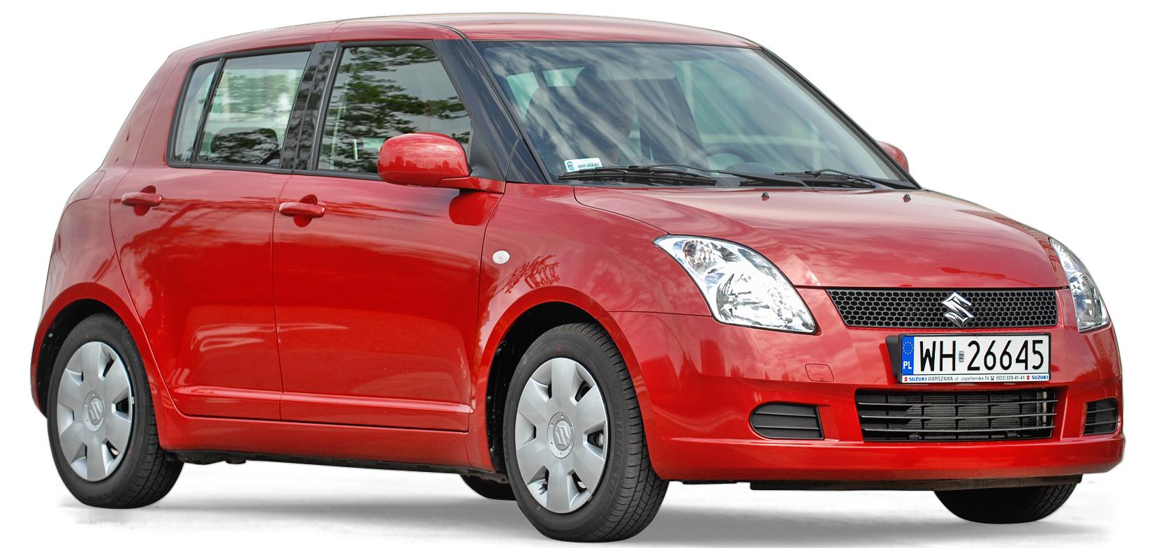 Suzuki Swift III (2005-2010)