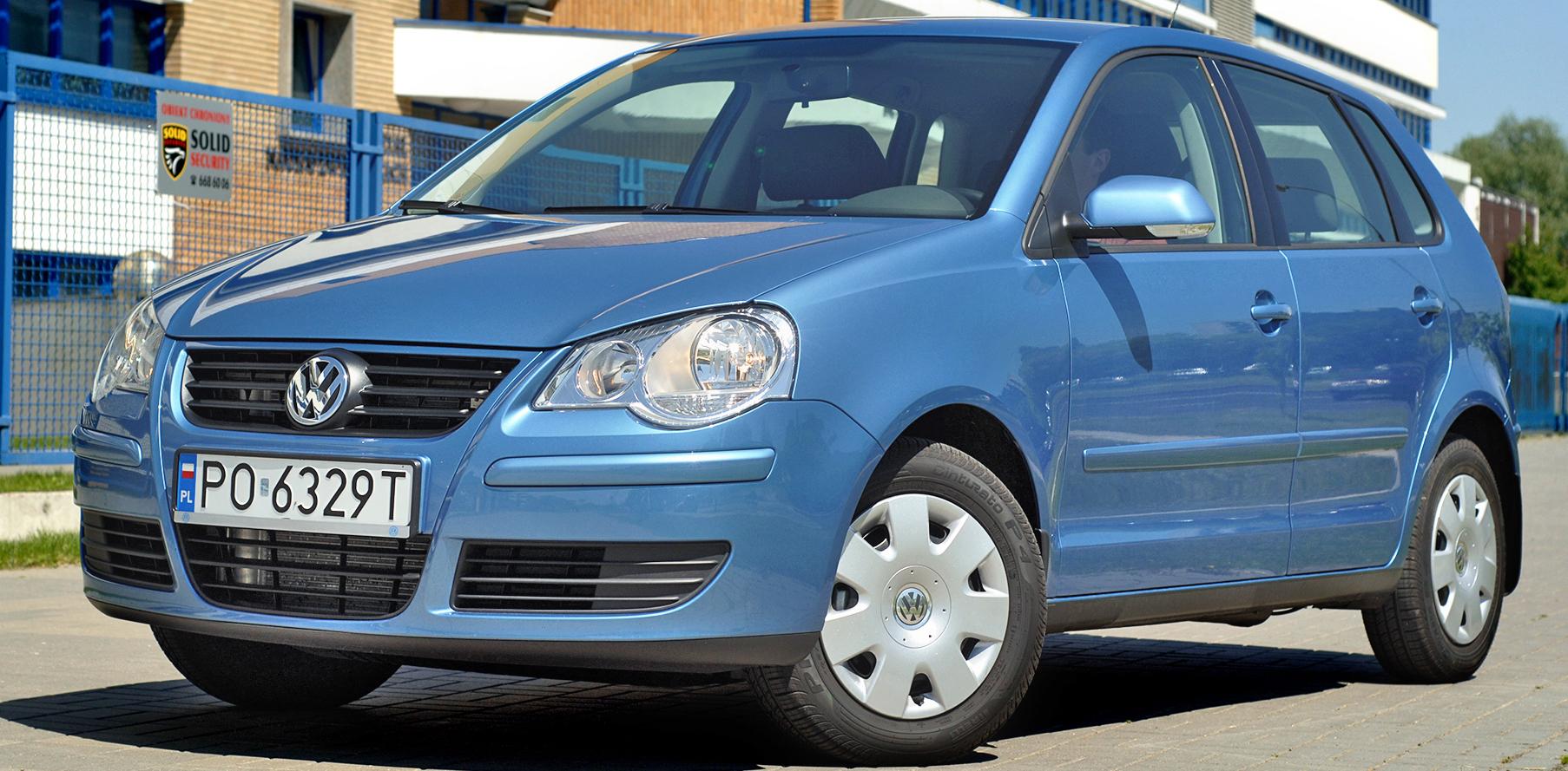 Volkswagen Polo IV (2001-2009)