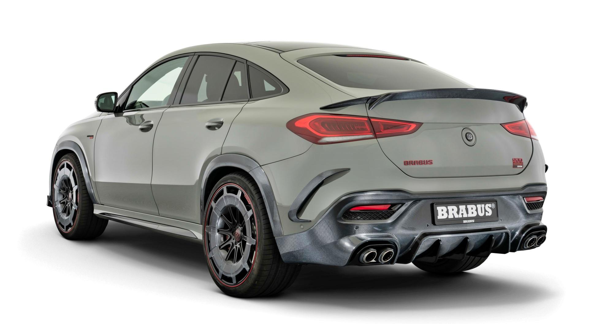 Brabus 900 Rocket Edition