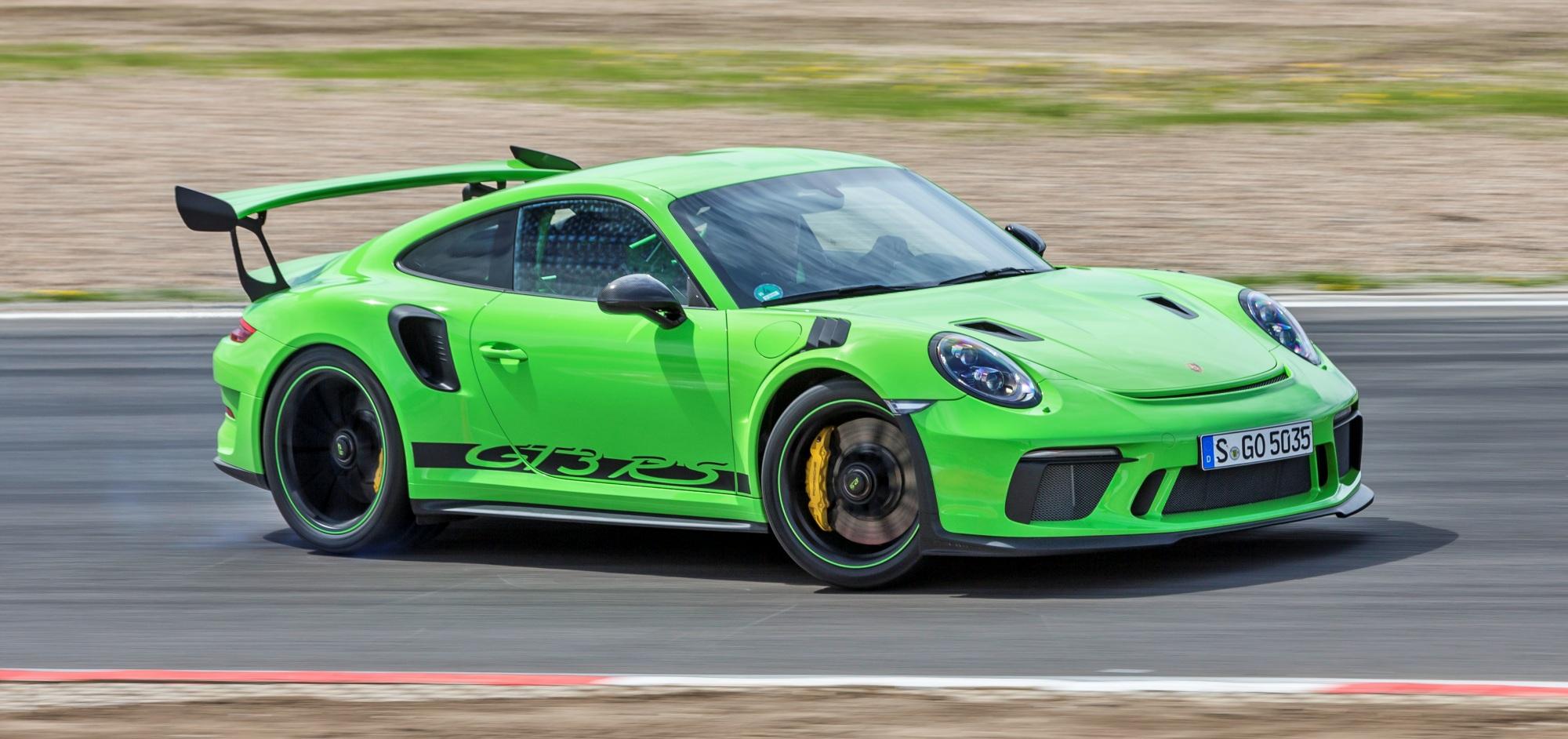Porsche 911 GT3 RS 991 II