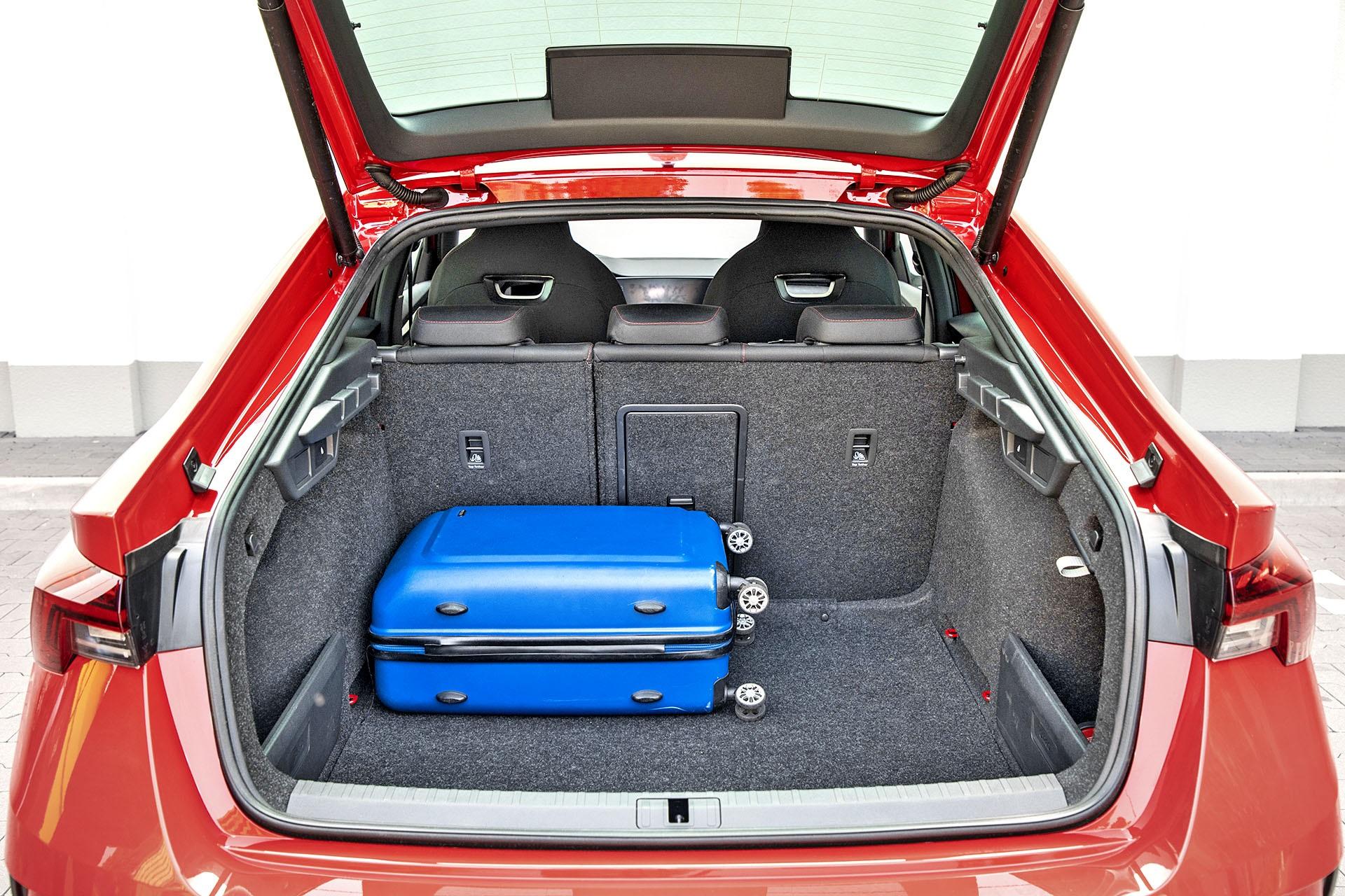2021 Skoda Octavia RS 2.0 TSI 245 DSG - bagażnik
