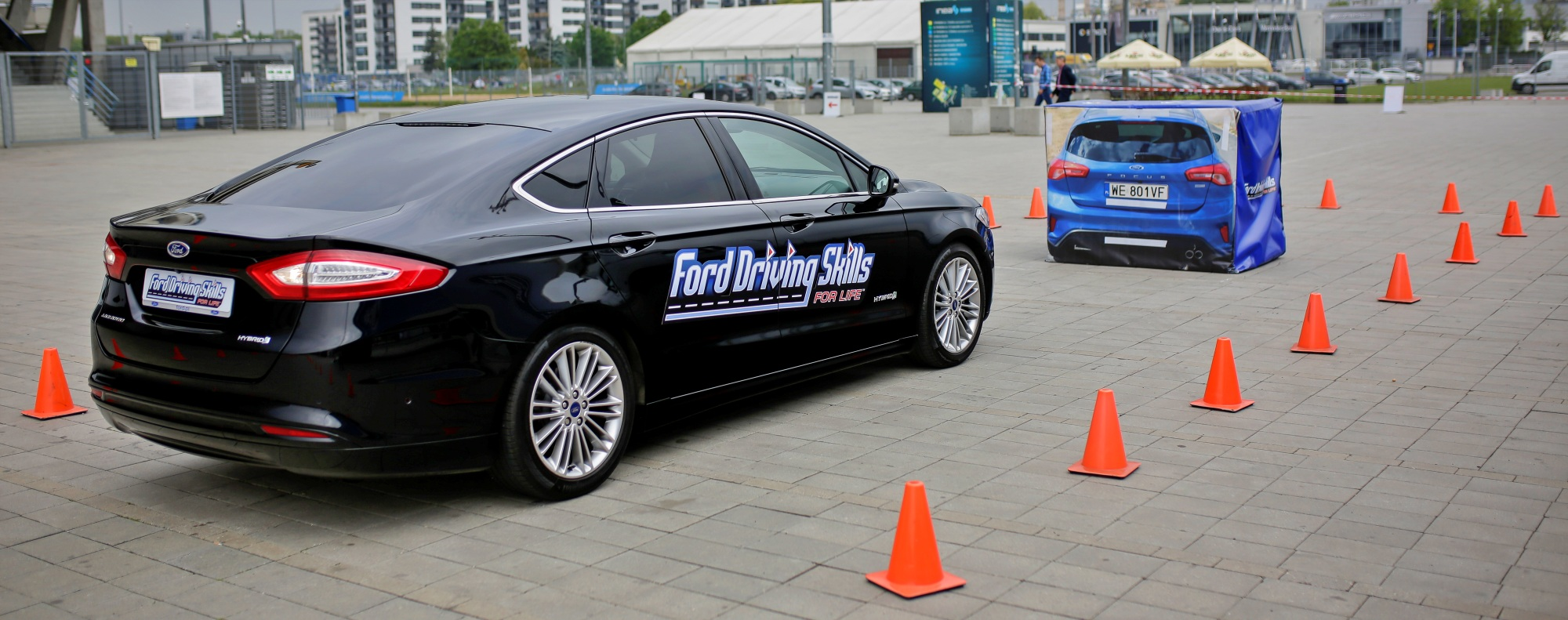 Ford DrivingSkills for Life