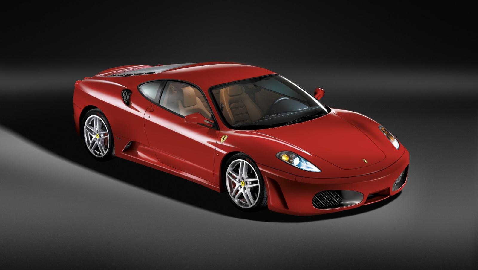 Ferrari F430 - przód
