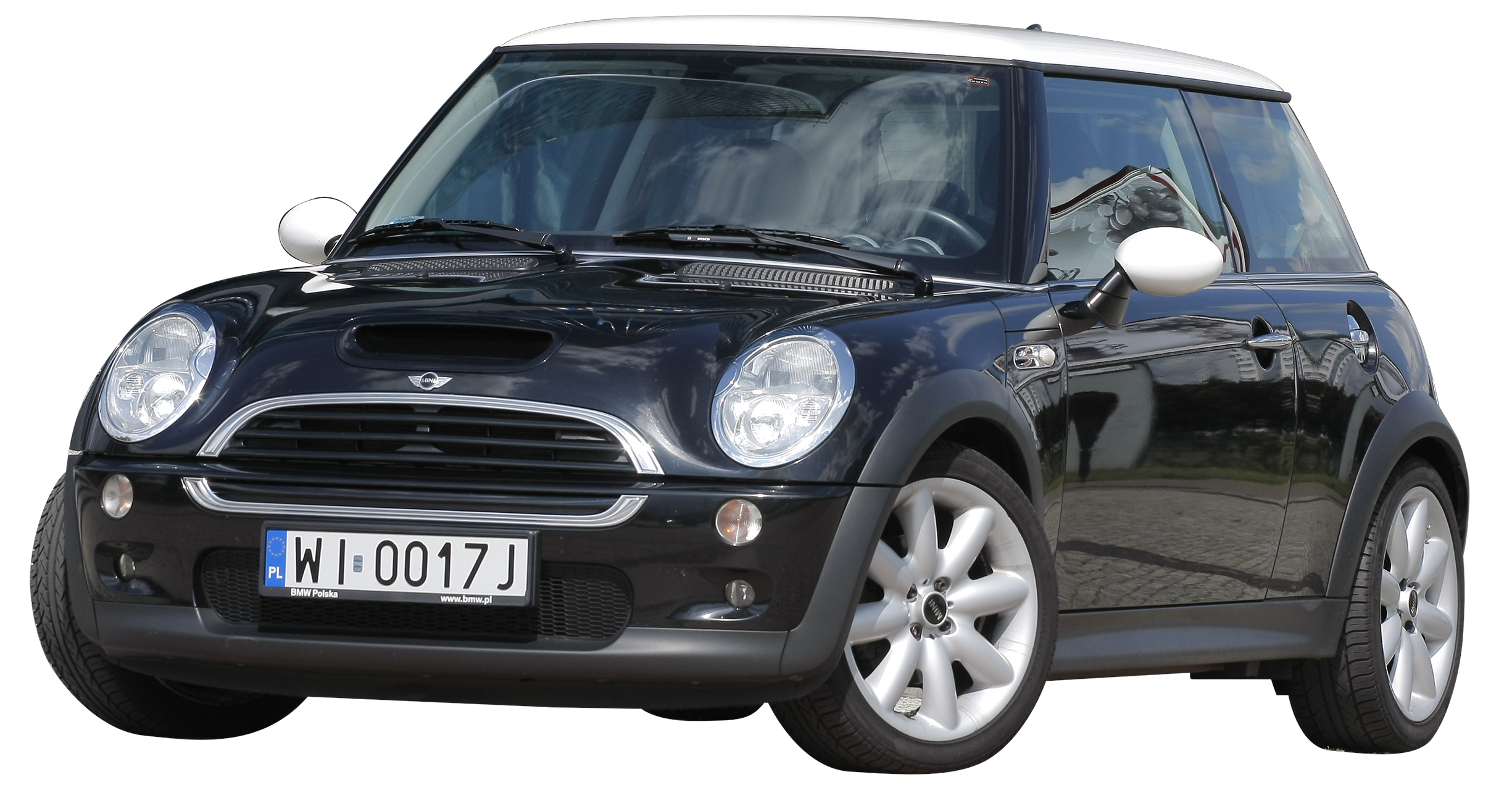 Mini R50/R52/R53 (2001-2006/Cabrio 2004-2008)