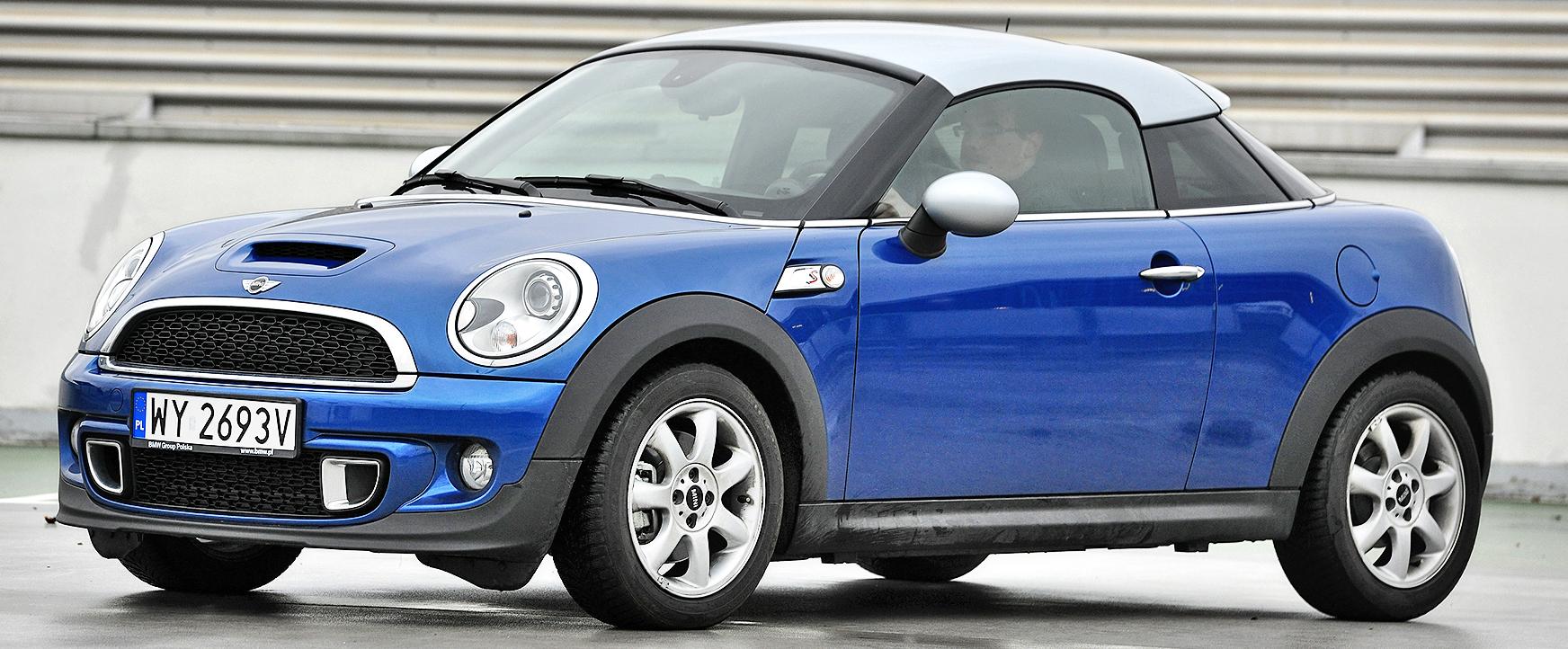 Mini Coupe/Roadster