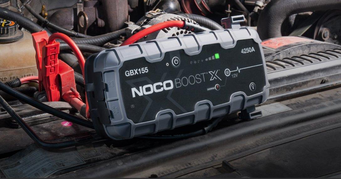 Inteligentne rozwiązania NOCO do akumulatorów pojazdów mechanicznych