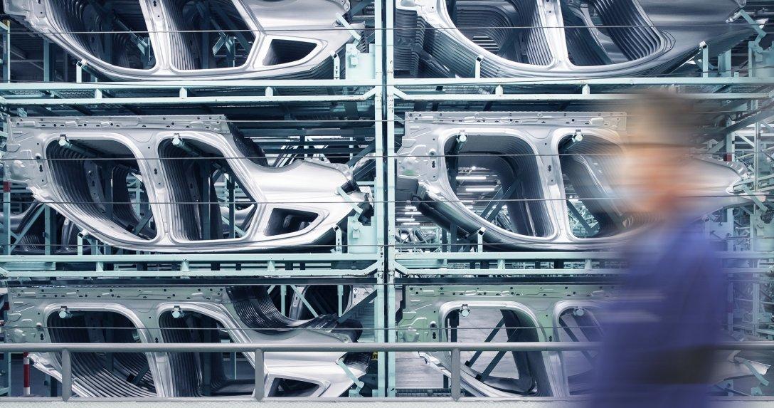 Fabryka samochodów elementy nadwozia
