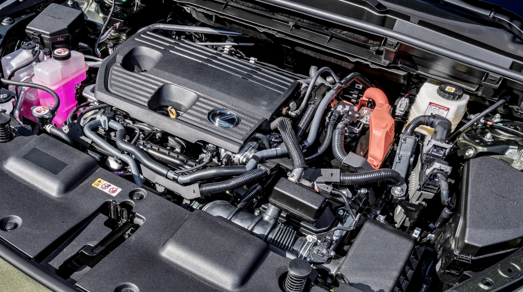 Lexus NX silnik