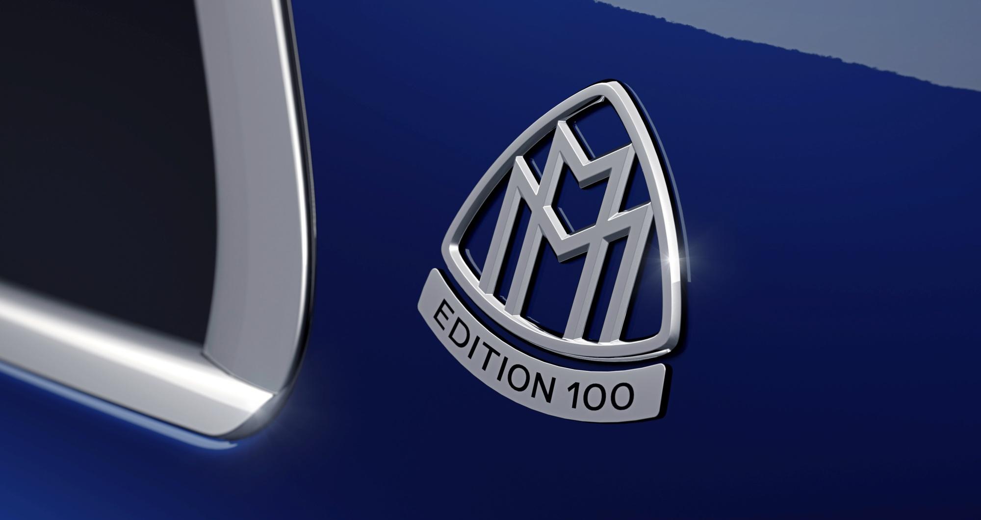 Mercedes-Maybach logo