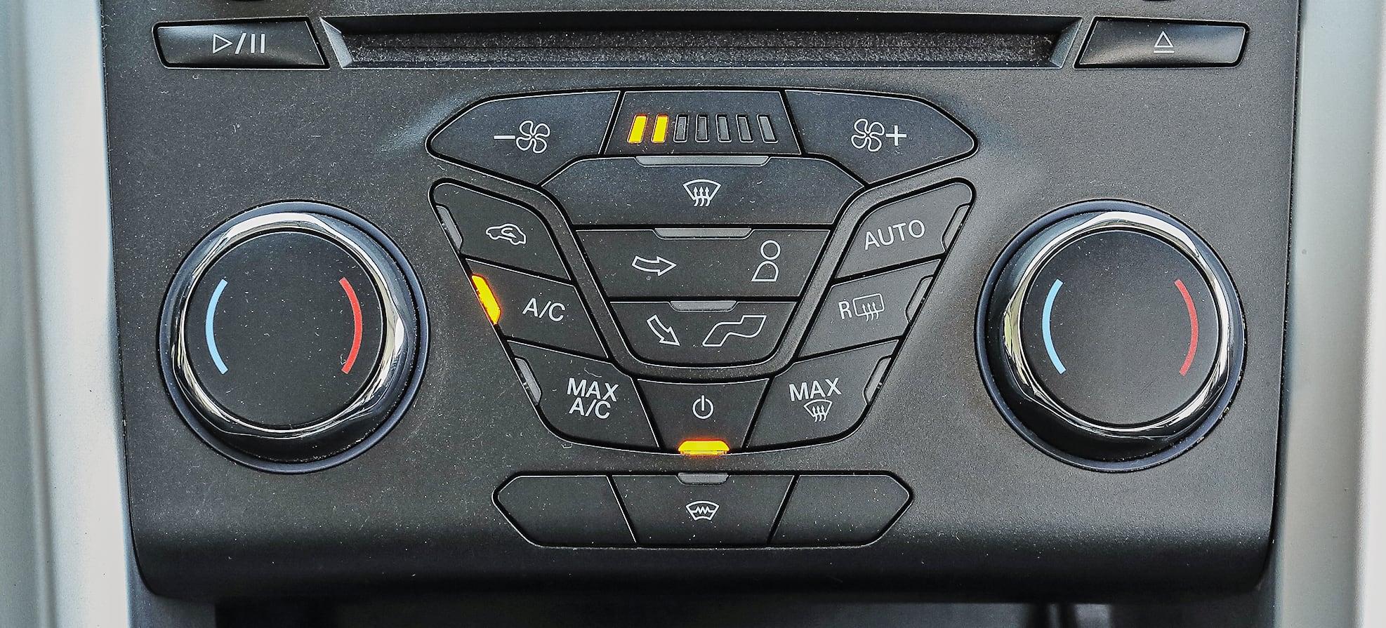 Ford Mondeo Mk5 2.0 TDCi klimatyzacja