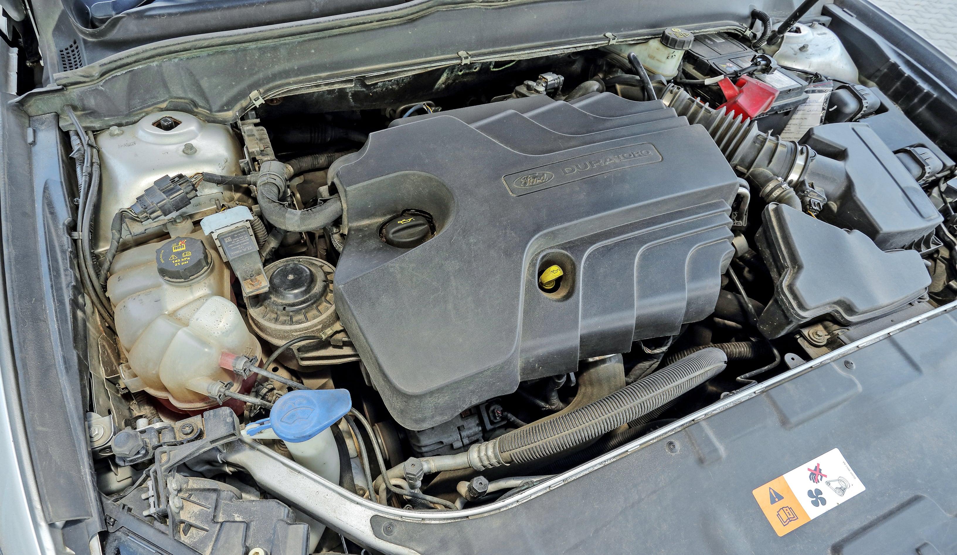 Ford Mondeo Mk5 2.0 TDCi silnik